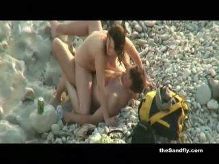 TheSandfly Public Hot & Horny Beach Amateurs!