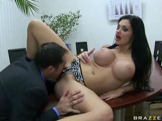morena, melões, big boobs