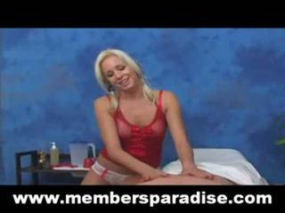Very sweet teen girl erotic massage