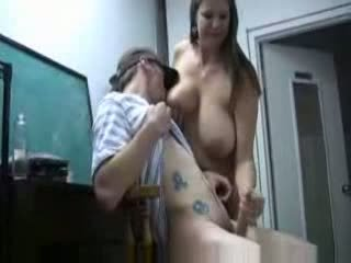 große titten, mütter und jungen