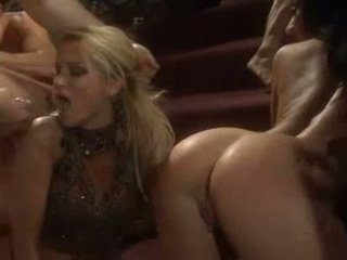 Jessica drake প্রথম সময় বাস্তব dped এমএমএফ double penetration