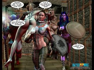 3d komikss pasaule no neverquest chronicles 2