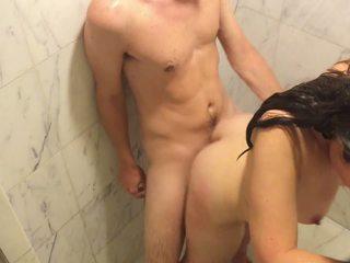 cumshots, hd pornô, chuveiros