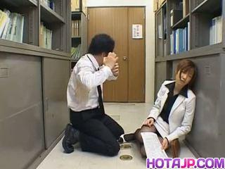Misaki inaba kissed üzerinde oyun arkadaşı