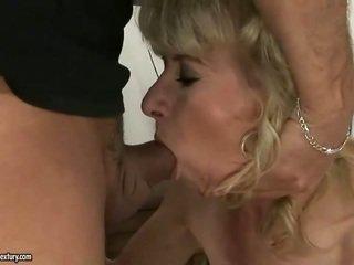 性交性愛, 老, 奶奶