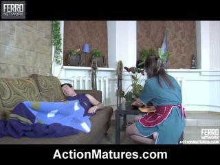 Compilation di martha, victoria, adam da azione matura