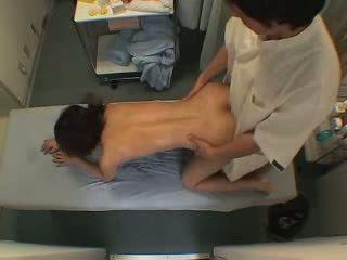 Spycam salud spa masaje sexo parte 2