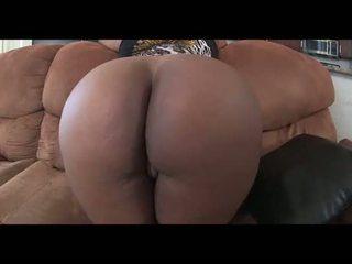 huge, ass, black