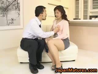 Mature Asiatique