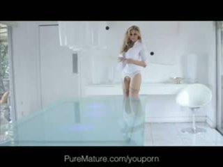 Julia ann - puremature analinis loving milf gets fantasy filled