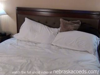 Hidden hotel room cam at bachelor party