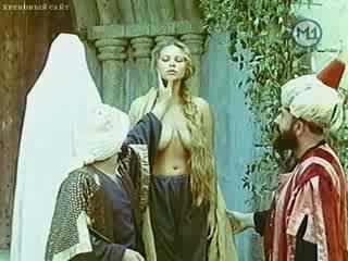 Turca esclava selling en ancient times vídeo