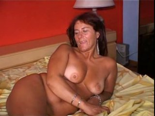 Mature Italian swinger fucked Video