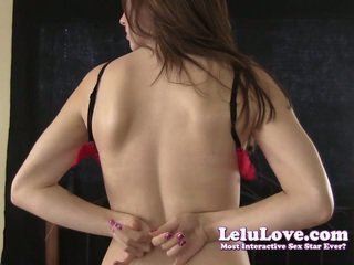 Lelu Love-Valentines Day Pregnancy Creampie