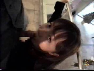 Japanese Public Blowjob