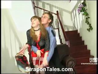 Marina And Tobias Astounding Ding Dong Process