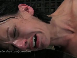 Elise graves can't get enough pain & bondage
