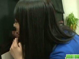 brunette, reality, japanese, blowjob