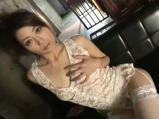 japanse, masturberen scène, plagen tube
