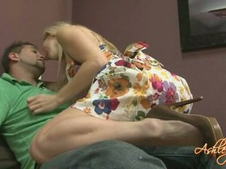 Smut Blondie Ashley Fires Feels Ho Spicy For An Fantastic Performance About Her Man