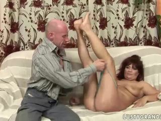 Granny Anal Sex Compilation