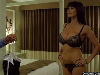 nominale brunette, nominale hardcore sex film, zien nice ass seks