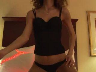ideaal brunette film, u nice ass tube, groot schoonheid