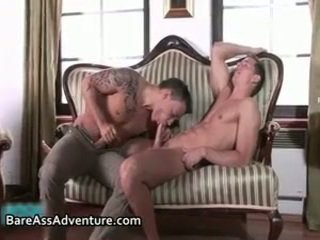 Ricky Chap And Thomas Finn Gay Fucking And Schlong Sucking 4 By Bareassadventure