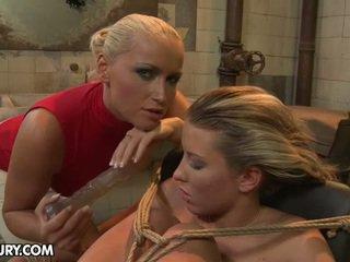 Kathia Nobili That Time Captured Bianca Arden And Kept Her...