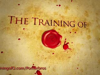 Bdsm training for slutty kristina rose