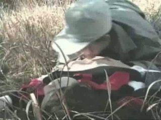 Innocent fille gets baisée dehors vidéo