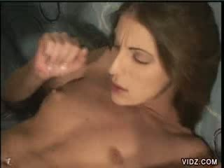 Sexy Brandy Lyons gets cunt explored
