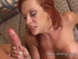 Experienced Whore Shannon Kelly Takes Inches Of Throbbing Cock Down Her Throat As The Poor Guy Plays With Her Big Melons And Red Hair