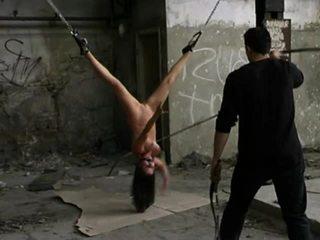nieuw marteling vid, echt vernedering, bdsm