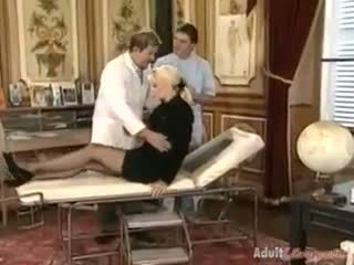 pussy licking, facial, hottest doctor fuck
