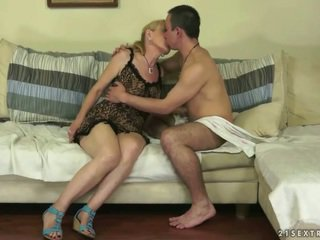 Nonnina sesso compilation