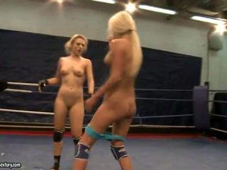 groot lesbiennes film, lesbische seks neuken, meest lesbian wrestli klem
