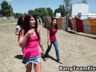 Carni Fuckers W Allie Jordan, Daisy Cruz