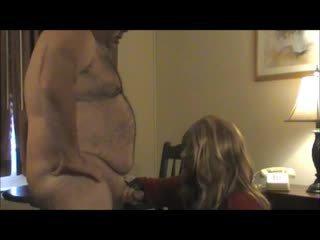 heet oraal, vers crossdresser film, ideaal anaal neuken