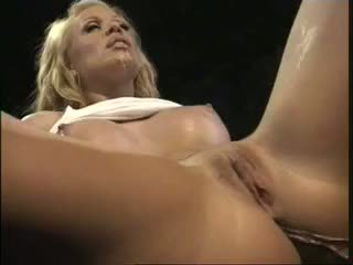 Bridgette Kerkove having sex with lizardman Video
