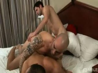 Huge Pole Pounding His Ass