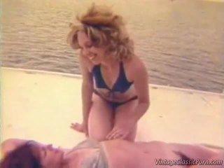 nipple licking, free porn on video, retro porn, vintage sex