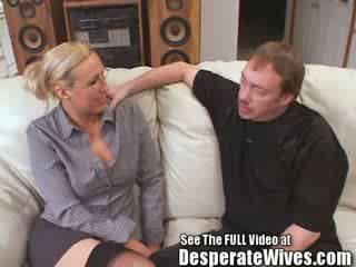 Joey Lynn Teacher Gets Schooled in a Slut Training Class
