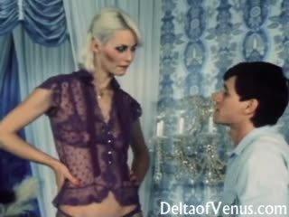Παλιάς χρονολογίας πορνό 1970s - seka gets τι αυτή wants
