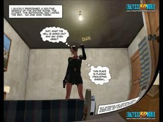 free cartoons clip, hq 3d comics action