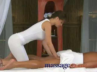 Rita Peach - Massage Rooms Big cock therapy by masseuse with big tits