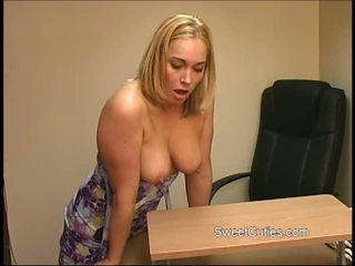 vol college porno, masturberen, heet blond seks