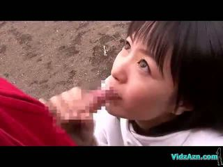 een pijpen, heet babes video-, zien aziatisch