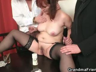 mmf scene, nice moms and boys