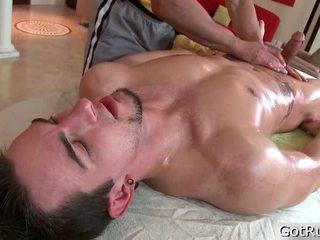 Stallone receives suo maggiore pierced cockk massaged